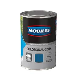 nobiles chlorokau ral 5010 1l farba