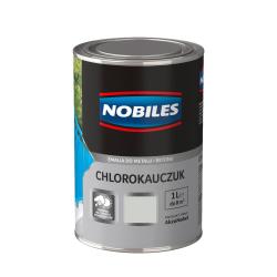 nobiles chlorokau szary jasny 1l farba