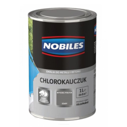NOBILES CHLOROKAU SZARY 1L