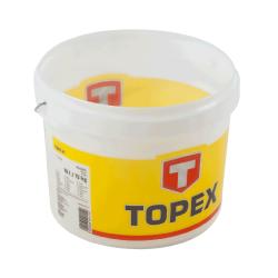 topex wiadro malarskie 10l z metalowym uchwytem 13a700