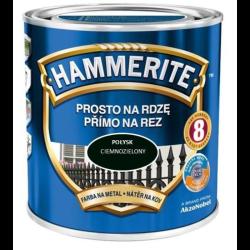 hammerite połysk 0,7l zielony ciemny