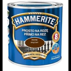 MAK-CHEMIA HAMMERITE POŁYSK 0,7L BRĄZ