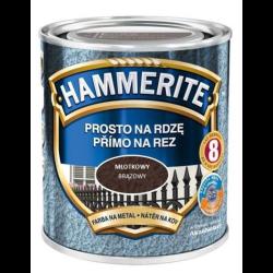 hammerite mł brązowy 0,7l