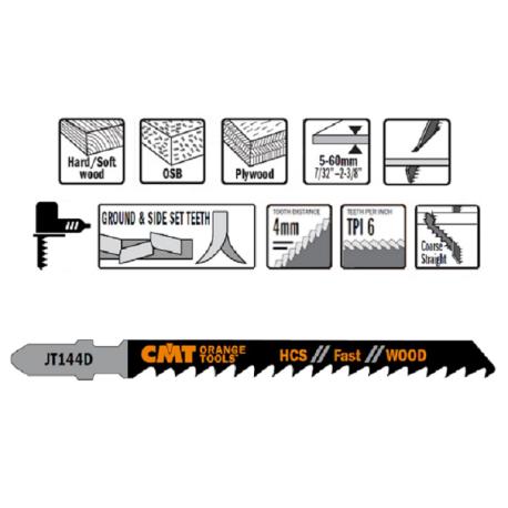 CMT BRZESZCZOT I75 L100 ROZSTAW ZĘBÓW 4