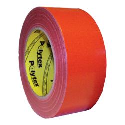 taśma polytex 100 czerwona 48mm*50m