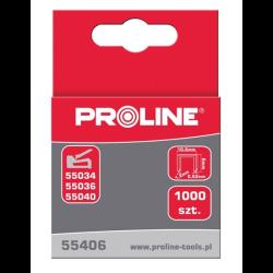 zszywki 14x10,6x1,2mm op.1000 szt typ g proline