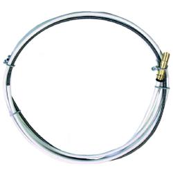 prowadnica biała minarcmig 3m 0,6-0,8mm kemppi