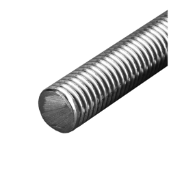 PRET GWINTOWANY 5mm 1 METR 8.8 ZN