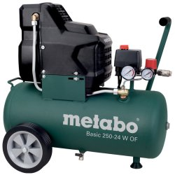 sprężarka basic 250-24 w of metabo