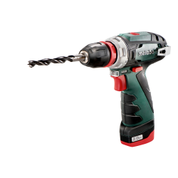 WIERTARKO-WKRĘTARKA BS QUICK BASIC POWERMAXX AKUMULATOROWA METABO