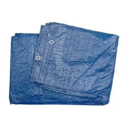plandeka niebieska 10x15m