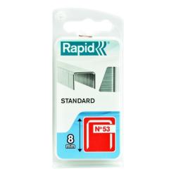 zszywki standard 53/8mm 1.08m blister rapid