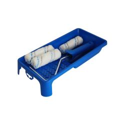 BLUE DOLPHIN ZESTAW MALARSKI MICROFIBRA 10CM