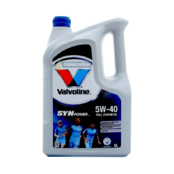 valvoline synpower 5w/30 4l xtreme xl-iii