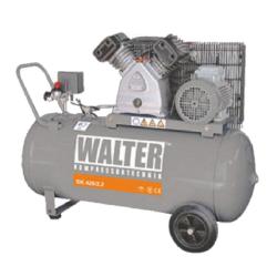 sprężarka tłokowa gk 420 - 2.2/100 400v walter