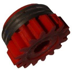 rolka sl 500 czerwona 1,0/1,2 mm
