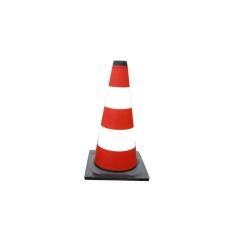 proline pachołek drogowy biało-czerwony 50cm odblaskowy 35583