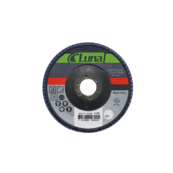 luna ściernica lamelkowa 125x22.23mm p60 tf12560