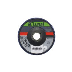 luna ściernica lamelkowa 125x22.23mm p80 tf12580