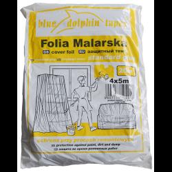 BLUE DOLPHIN FOLIA MALARSKA STANDARD PLUS 4x5m