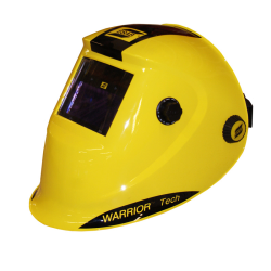 PRZYŁBICA WARRIOR TECH yellow ESAB