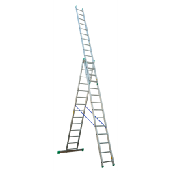 drabina 3-elementowa 3x14 [4214] drabex