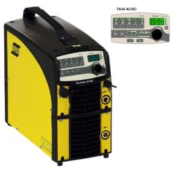 caddytig 2200i ac/dc z panelem ta34 220a/20% 1-fazowy z pulsem esab