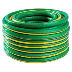 """wąż ogrodniczy """"professional"""" fi 3/4"""" 50m żółto-zielony polix"""