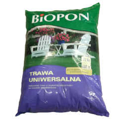 biopon mieszanka traw uniwersalna 10 kg worek (1100)