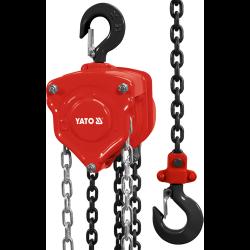 wciągnik łańcuchowy 0,5 t yato
