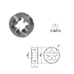 narzynka maszynowa m8 din-22568 hss fanar