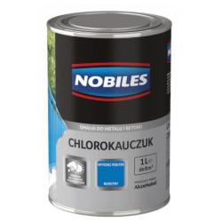 nobiles chlorokauczuk ral 5015 1l farba