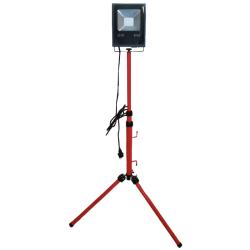 REFLEKTOR LED ZE STATYWEM 30W OS-IP65-RL30S PRO