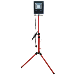 REFLEKTOR LED ZE STATYWEM IP65 30W OS-IP65-RL30S