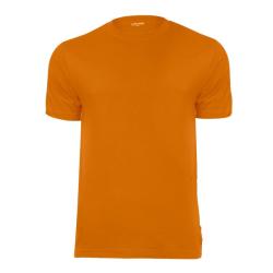 "lahtipro koszulka t-shirt pomarańczowa rozmiar ""xl"" l4021704"