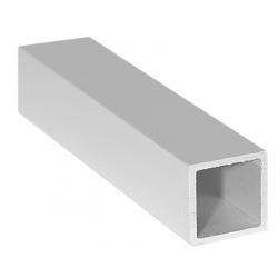 prk9 profil alumin rura kwadrat 20x20x2000x1,5