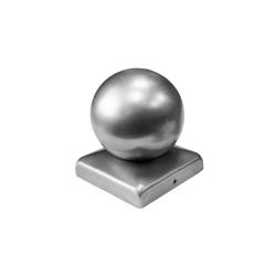 METAL-PLAST 62.008.06 DASZEK 80X80 Z KULĄ FI 60