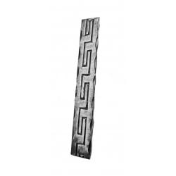METAL-PLAST 30.004 PŁASKOWNIK GRECKI 40X5 H100