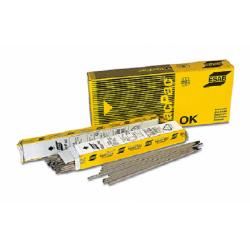 elektrody ok 92.58 fi 2.5x300 mm 0,7 kg do żeliwa (6x0,7 kg karton) 43 szt./ opk. nife-ci-a