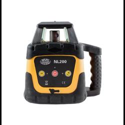 nivel system nl200 niwelator laserowy wiązka czerwona h412760 tpi