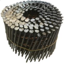 gwoździe pierścieniowe na drucie 4500szt do gwoździarek bębnowych 2,8x80mm rawlplug
