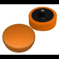 dysk polerski 150mm gąbka pomarańczowa m14 mar-pol