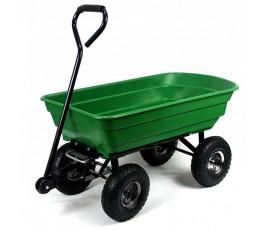 wózek ogrodowy/wywrotka 4-kołowa awtools