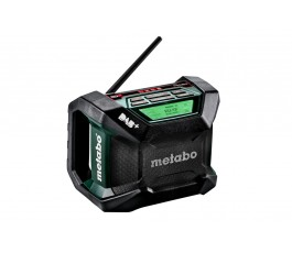 akumulatorowe radio na budowę r 12-18 dab+ bt + carcass metabo