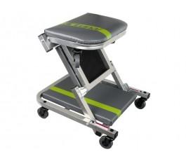 wózek-leżanka stołek luna