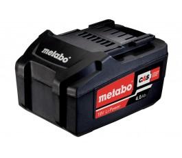 metabo akumulator 18v 4ah li-power 625591000