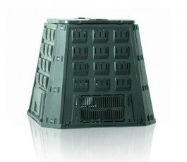 kompostownik evogreen 420l - zielony leśny prosperplast