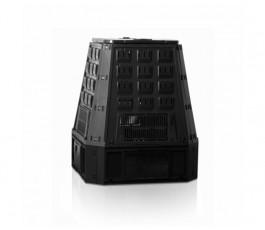 kompostownik evogreen 630l - czarny prosperplast
