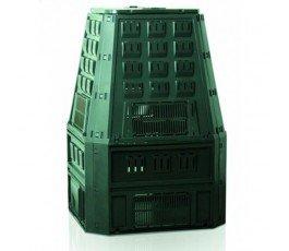 kompostownik evogreen 850l - zielony leśny prosperplast