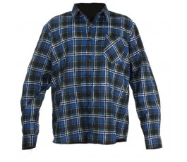 koszula flanelowa, niebieska ,rozmiar s lahtipro
